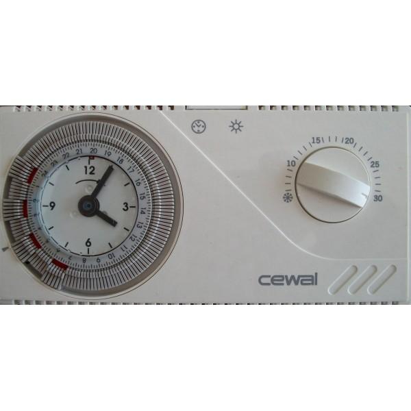 Cronotermostato elettromeccanico kalor matik for Cronotermostato lafayette cds 30