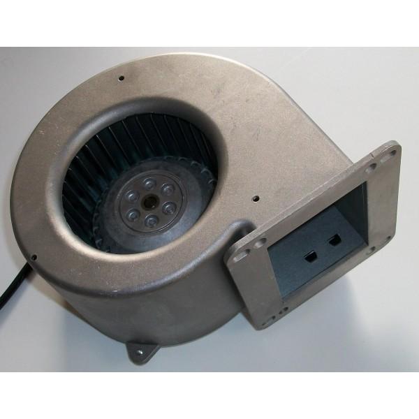 Ventola centrifuga in alluminio 300 mc h vc12 kalor matik for Ventola centrifuga stufa pellet