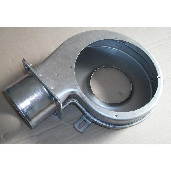 Chiocciola in alluminio per ventola aspirante kalor matik for Housse aspirante
